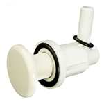 Air Injector  3/8Inbarb Body - White